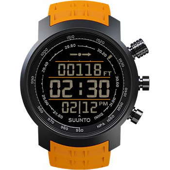 Suunto Elementum Terra N/orange Rubber (thumb41534)